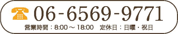 TEL:06-6569-9771