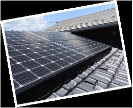 太陽光発電システム設置イメージ
